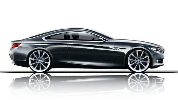 Новая «шестерка» BMW: только купе и ничего более