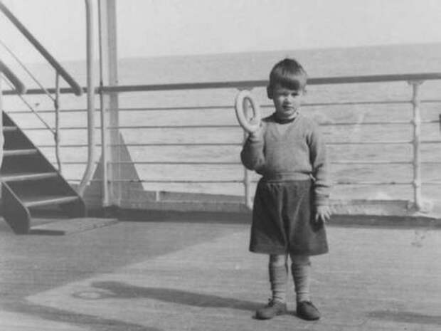 4-летний путешественник Стюарт Ли (Stewart Lee)