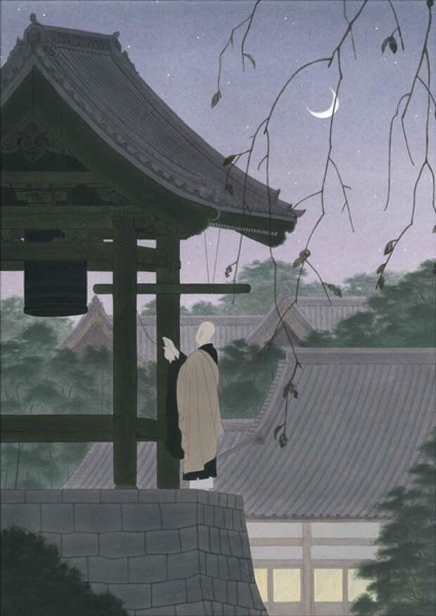 Токио в период Золотого века