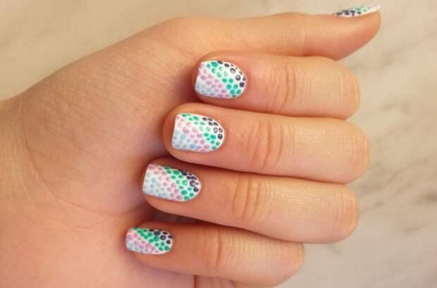 15 идей для маникюра на коротких ногтях