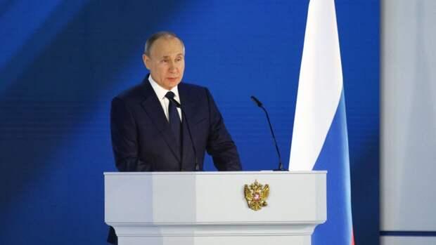 Путин: гиперзвуковые и лазерные комплексы в скором времени поступят на вооружение ВС РФ