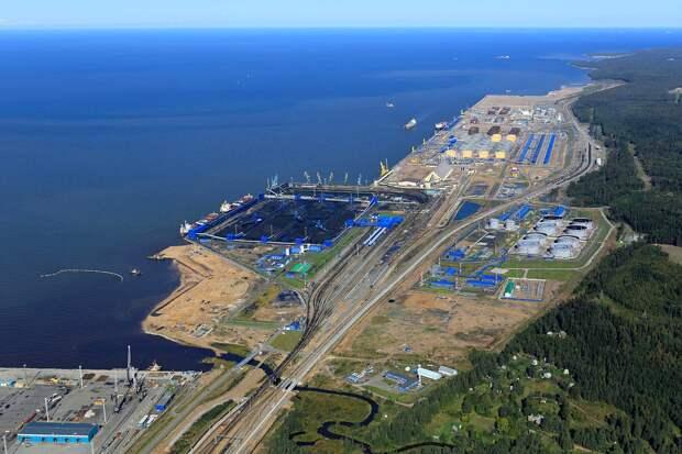 Порт Усть-Луга рискует остаться без нового терминала