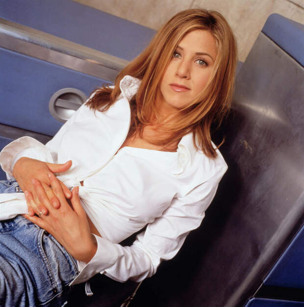 Дженнифер Энистон (Jennifer Aniston) в фотосессии Лена Айриша (Len Irish) (1997), фото 10