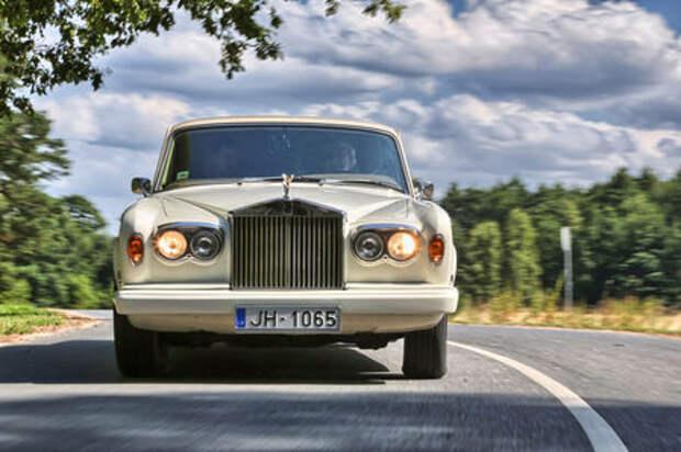Растянутый Rolls-Royce Silver Shadow: в духе экстаза