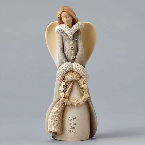 Изящные керамические скульптурки Karen Hah