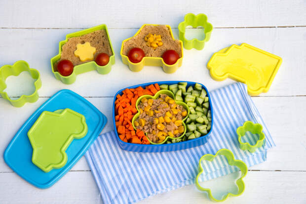 """Клуб """"Завтрак"""": что сделать детке на школьный ланч"""