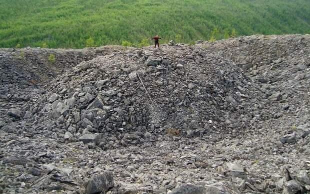 Тайна Патомского кратера: как появилось гнездо Огненного орла