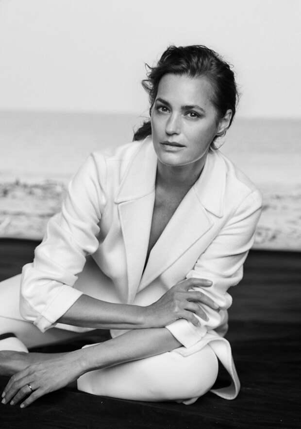 Иконы моды 90-х в рекламе Giorgio Armani