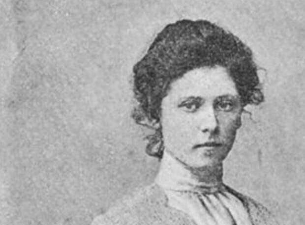 Мария Спиридонова, с которой все и началось.