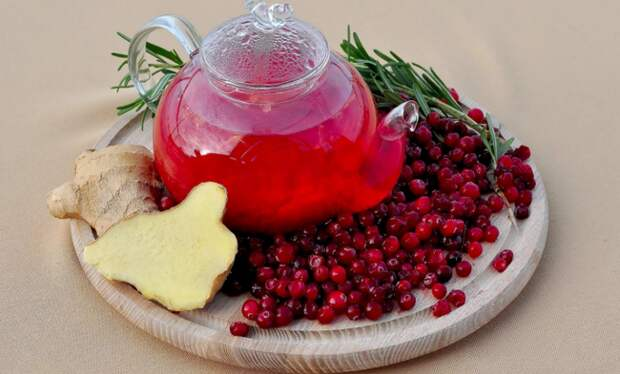 Как я готовлю противовирусные имбирные напитки и не болею много лет!)