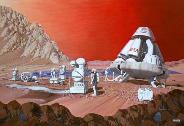 Когда мы полетим на Марс и Венеру? 11