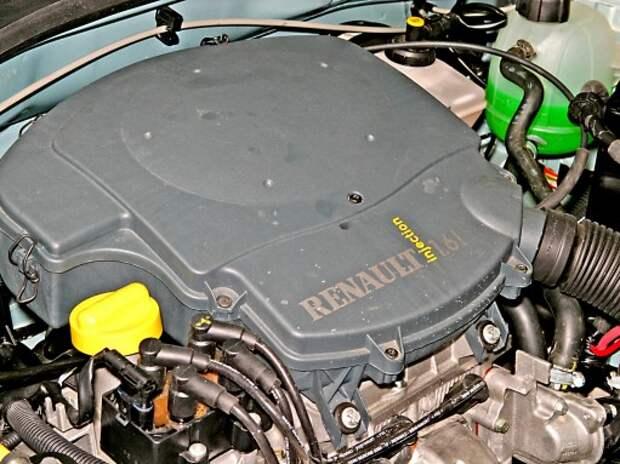 Техническое обслуживание Renault Logan/Sandero на 90 тыс. км пробега