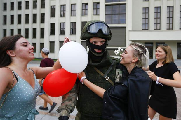 Агрессия против Белоруссии: Звонок последней надежды