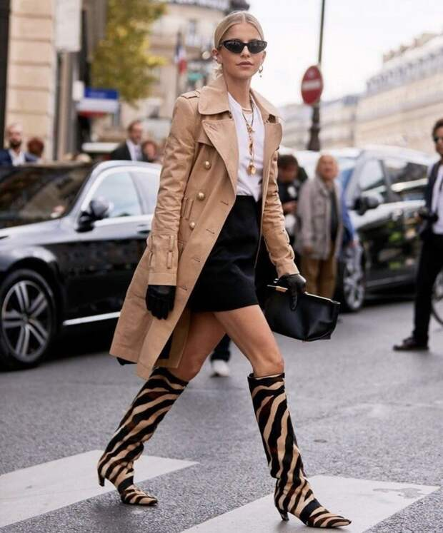 Яркая осенняя обувь, которая поднимет настроение даже в дождливую погоду