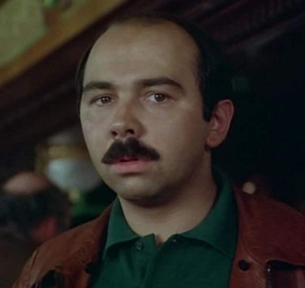 """Жерар Жуньо в фильме Франсиса Вебера """"Игрушка"""", 1976"""
