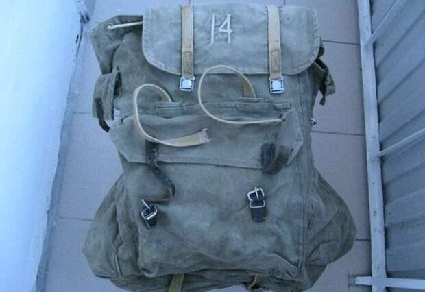 История знаменитого советского туристического рюкзака