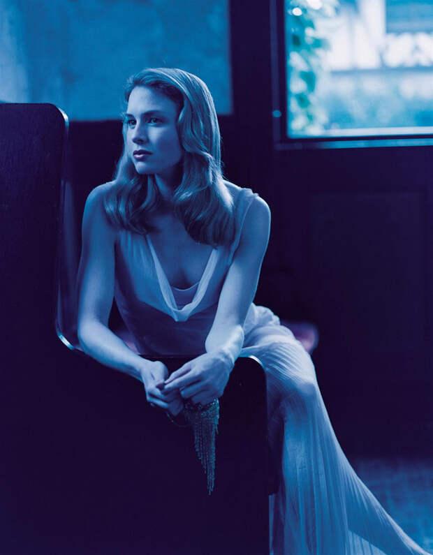 Рене Зеллвегер (Renee Zellweger) в фотосессии Стивена Майзела (Steven Meisel) (1998), фото 2