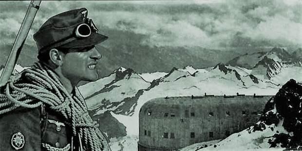 Восхождение капитана Грота. вов, день в истории, кавказ, чтобы помнили, эльбрус