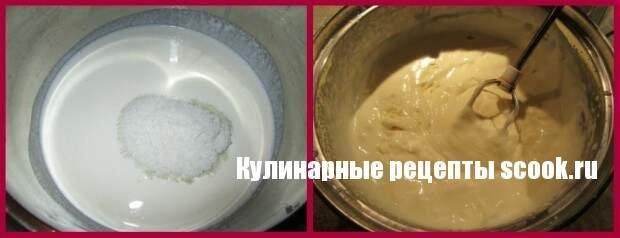 приготовление пирога наслаждение2