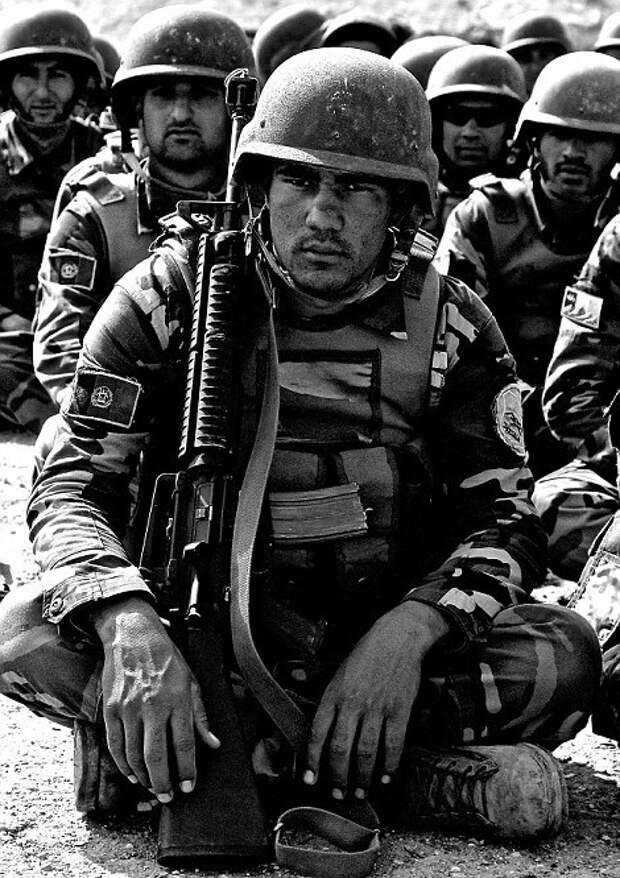 Военная фотография