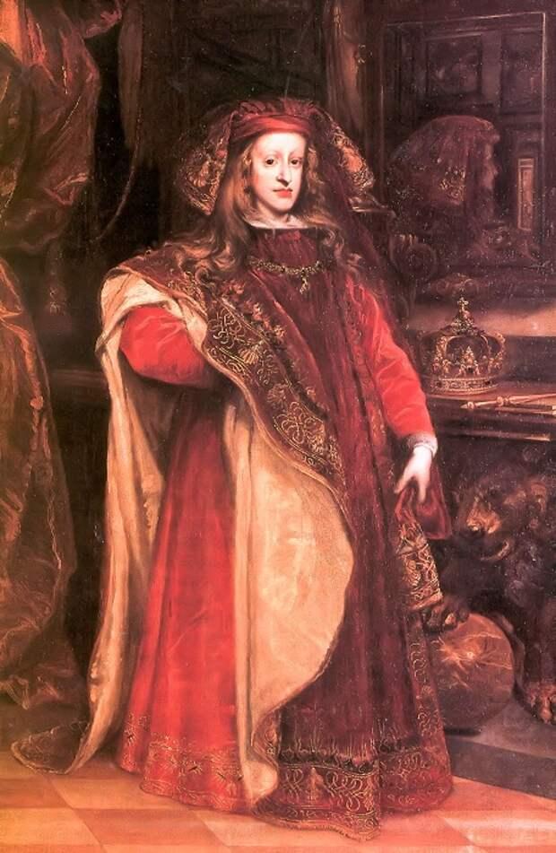 Карл II – последний из Габсбургов, или Как порок и кровосмешение привели к вырождению династии