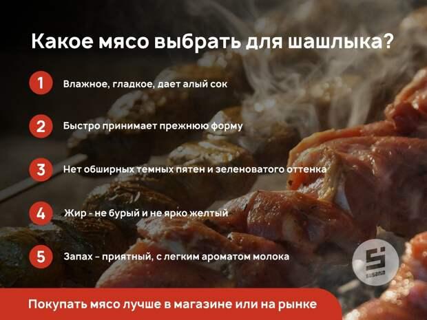 Советы по выбору мяса для шашлыка дали жителям Удмуртии