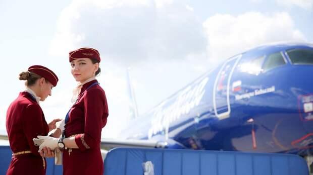 В «Сухом» поставки: в России появились новые покупатели Superjet 100