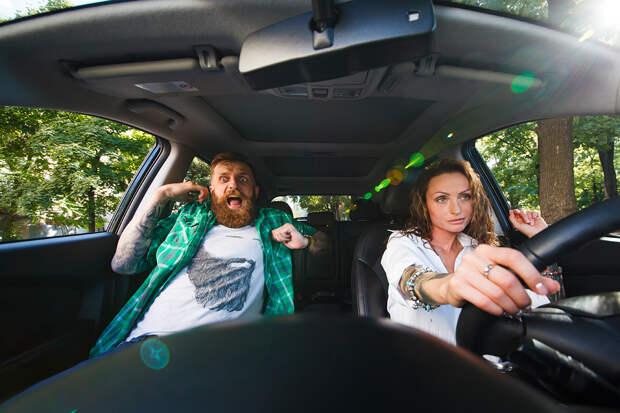 Можно ли вам за руль? Тест для подснежников