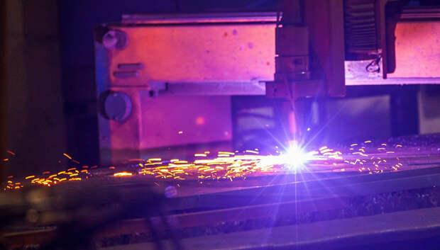 Промышленные предприятия в Подмосковье смогут возобновить работу с 12 мая