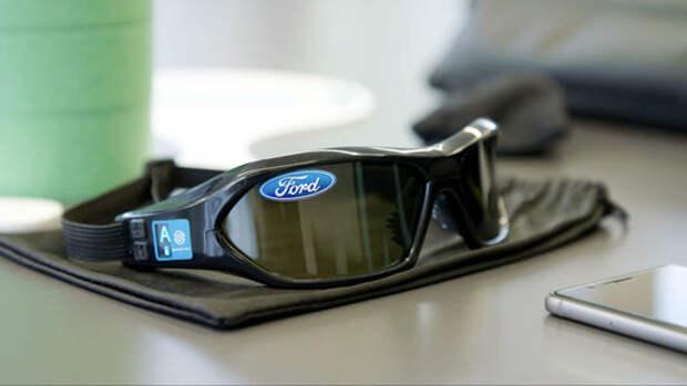 Ford помог водителю ощутить чувство крайней усталости