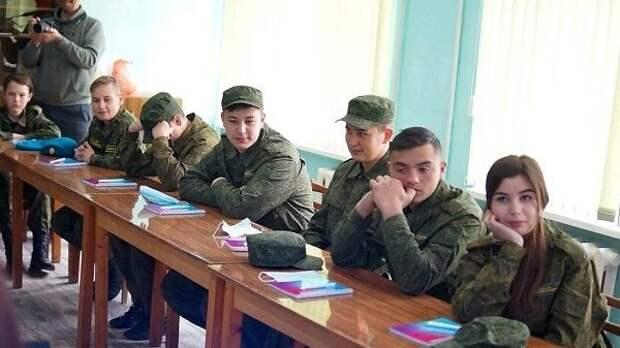 Юнармейцы Джанкойского района прошли обучение в Медиашколе