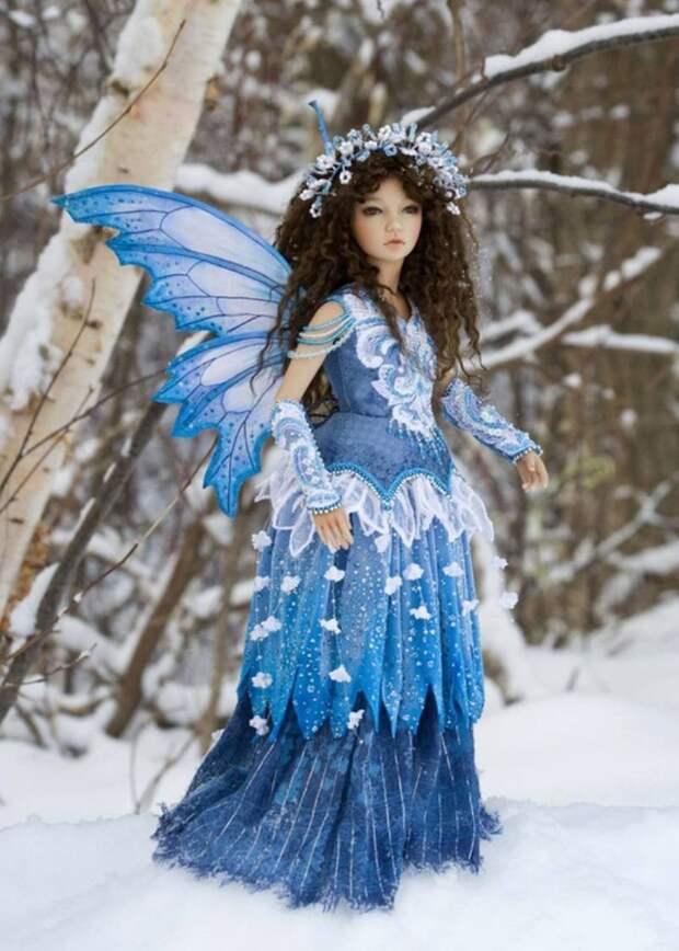Очень красивые куклы Martha Boers!