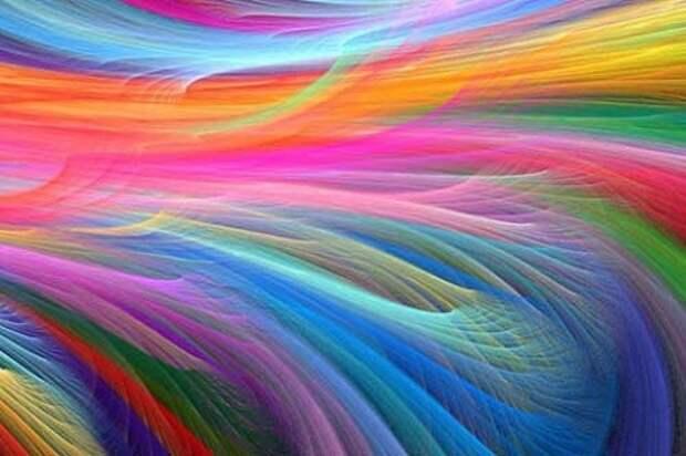 Цвет — живая энергия