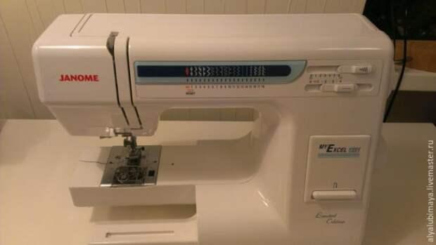 Как сделать приставной столик ко швейной машинке (Diy)