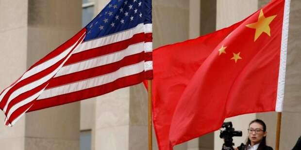 В Конгрессе США предложили потратить $350 млрд на противодействие экономической экспансии Китая
