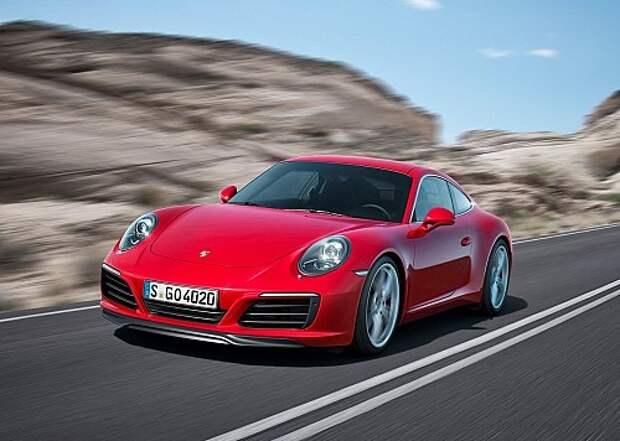 Porsche 911 Carrera вступил в турбоэпоху