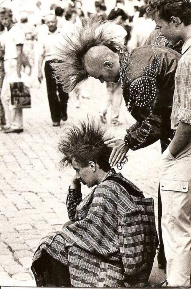 70 искренних фотографий эстонской панк-культуры 1980-х годов 16