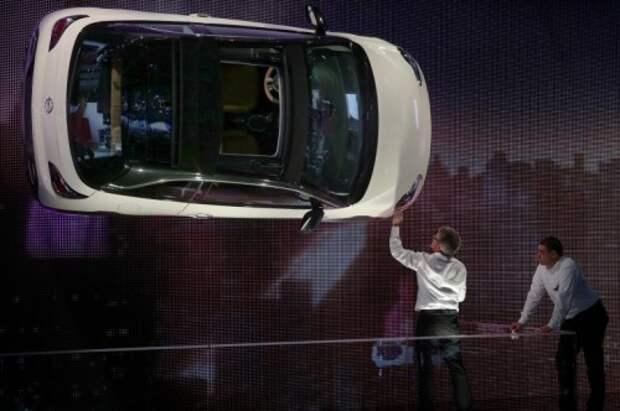 Продажи новых автомобилей в кредит стали расти благодаря госпрограмме
