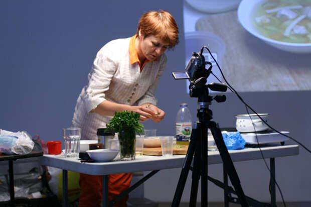 Как готовят еду для рекламы