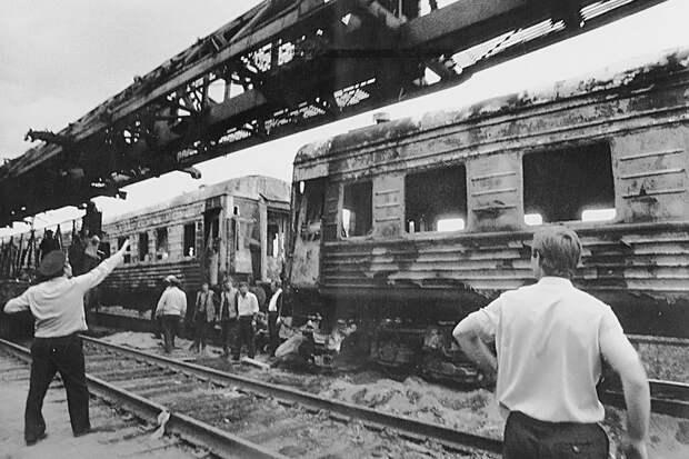 Как в СССР скрывали катастрофы.