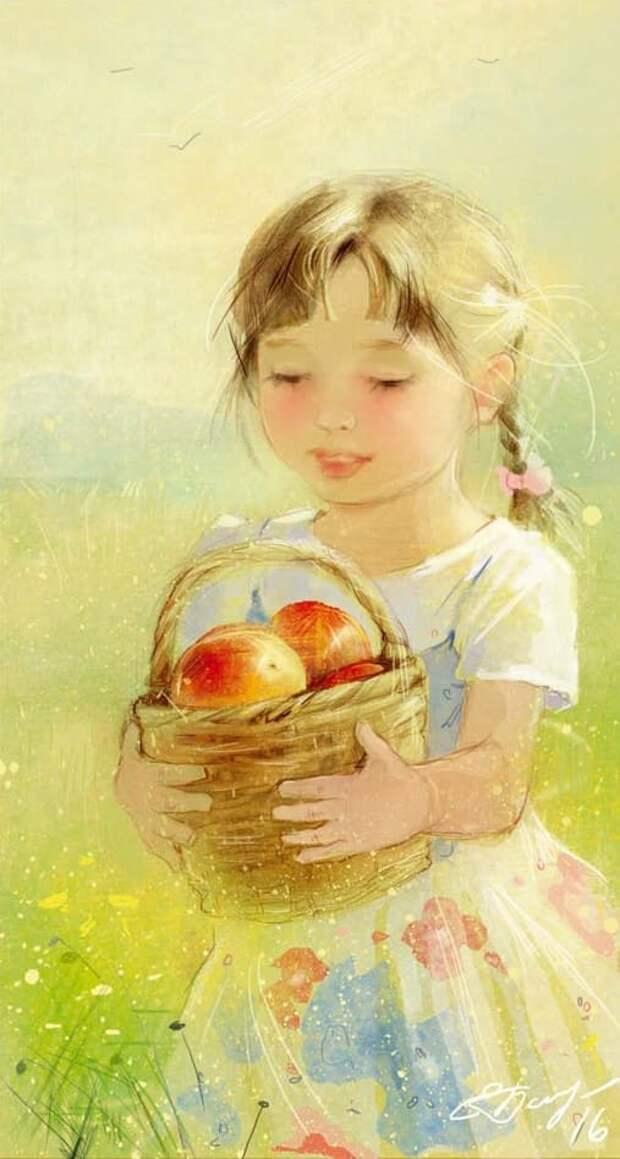 художник Екатерина Бабок иллюстрации – 55