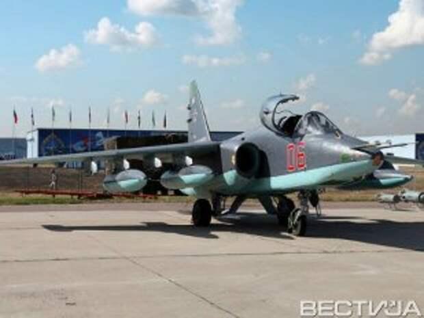 Боевики сбили украинский самолет, летчик катапультировался