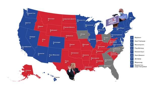 Тайна выборов в США