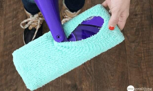 15 способов сделать уборку во всем доме за считанные минуты