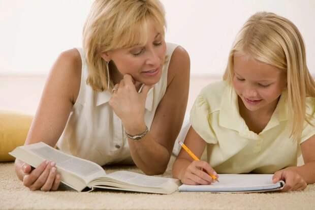 Как правильно учить детей