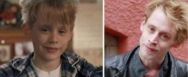 Один дома. Как изменились актеры.