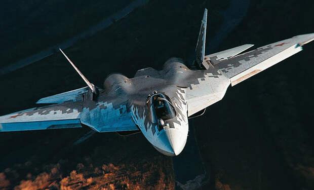 Пилот показал маневры, на которые способен только российский истребитель пятого поколения Су-57