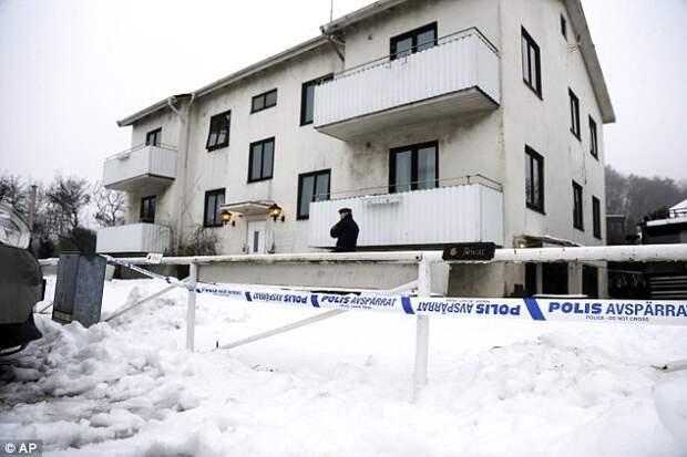Беженцы в Швеции
