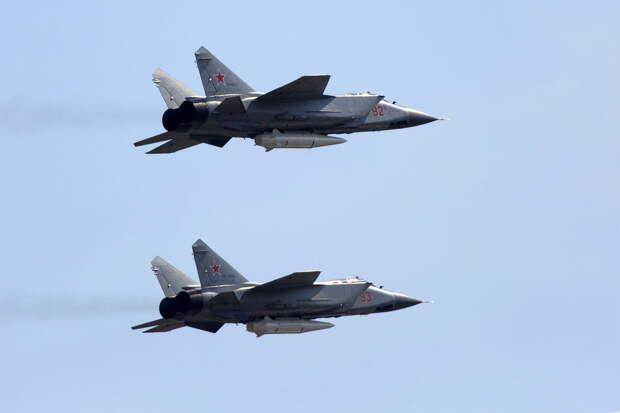 Высотный и смертоносный: NI назвал преимущества МиГ-31
