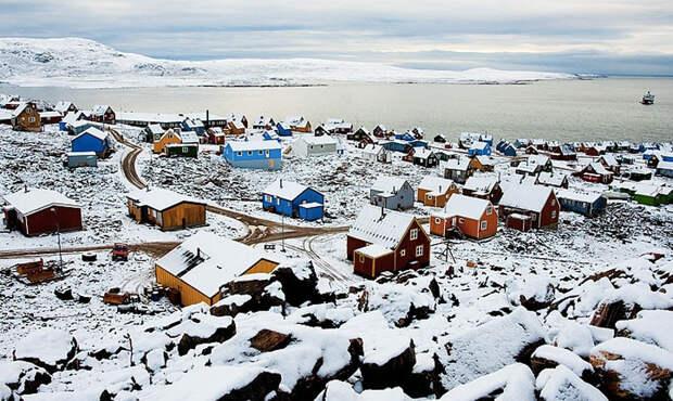 10 самых изолированных мест, где постоянно проживают люди